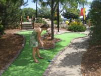 Mini-golf!  A vacation tradition